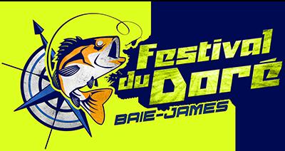 Logo du Festival du Doré de la Baie-James